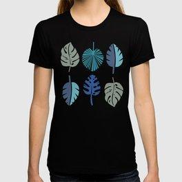 Blue Frond T-shirt