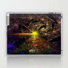 Machu Picchu 3D Fractal Laptop & iPad Skin