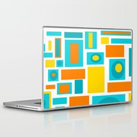 archer Laptop & iPad Skins featuring Archer by Crash Pad Designs