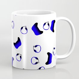 Gamer Blue Coffee Mug