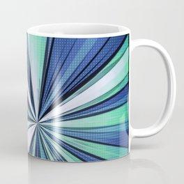 Comic book beam Coffee Mug