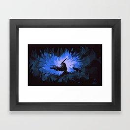 Berserk Framed Art Print