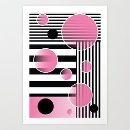 An Effervescent Dream Art Print