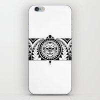 maori iPhone & iPod Skins featuring Maori by Reiv