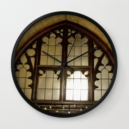 St. Mary Abbots Cloister Detail Wall Clock
