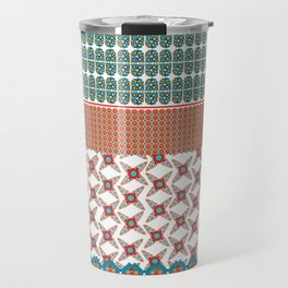 Africa Strip Travel Mug