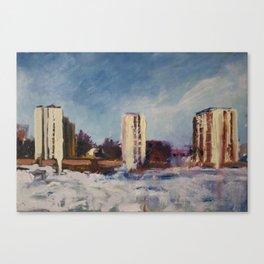 Borlänge - Sweden Canvas Print