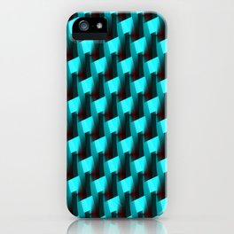 Geometrically Speaking... iPhone Case