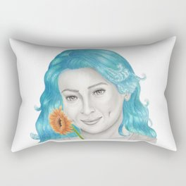 Have a Beautiful Day2 / Hair Day2 Rectangular Pillow