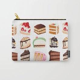 Yummy Cakes Carry-All Pouch