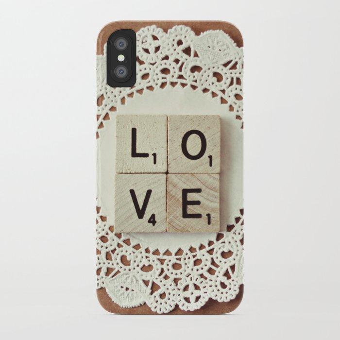 love... iPhone Case