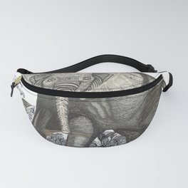 Doodles by Maria Fanny Pack