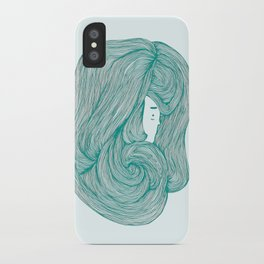 consumed - green variant iPhone Case