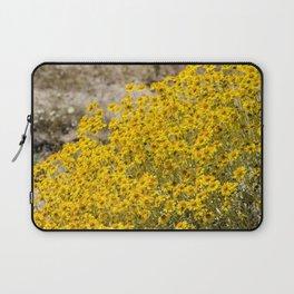 Super Bloom 7300 Paradise Joshua Tree - California Summer Road Trip Holiday Vacation Travel Laptop Sleeve