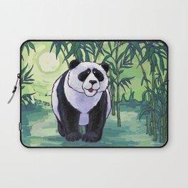 Animal Parade Panda Bear Laptop Sleeve