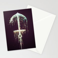 Upside Anchor Stationery Cards