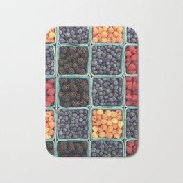 Berries At Market Bath Mat