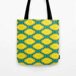 Candy Flowers Tote Bag