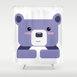 Sweetn bear Shower Curtain