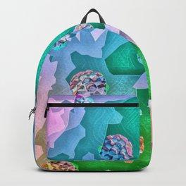 Frozen Ivy Berries. Backpack