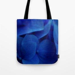Pretty Indigo Hydrangea Flower  #decor #society6 #buyart Tote Bag