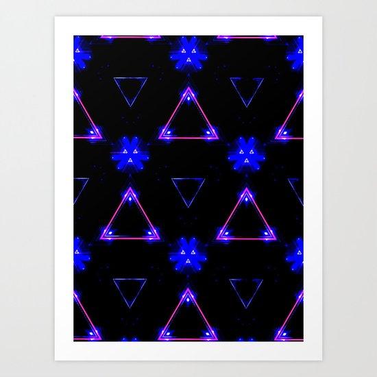 DNA DREAMS III Art Print