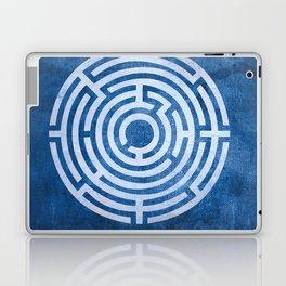 Solving Mazes Laptop & iPad Skin