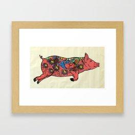 Hammond*  Framed Art Print