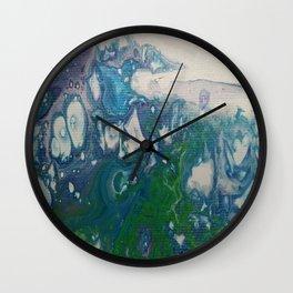 Colour shift Wall Clock