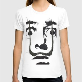 I am drugs ( Salvador Dali ) T-shirt