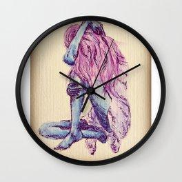 Feminine Mood Wall Clock