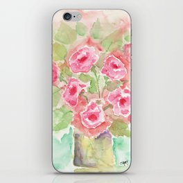 Summer Arrangement iPhone Skin