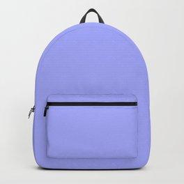 Pastel Periwinkle Blue Backpack