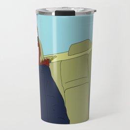 Backseat Glamor Tornado Travel Mug