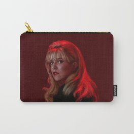 Laura Palmer from Twin Peaks Carry-All Pouch