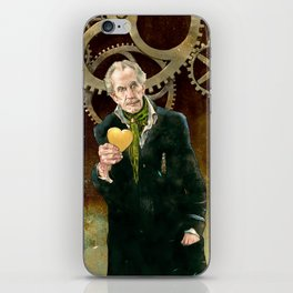 The Inventor iPhone Skin