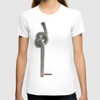 industrial T-shirts featuring Industrial Brezel by CrismanArt