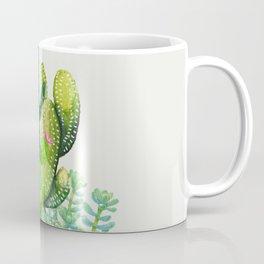 Cactus Garden II Coffee Mug