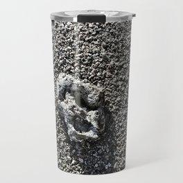 The Last Rock On Earth. Travel Mug