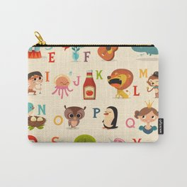 Alphabet for kids Carry-All Pouch