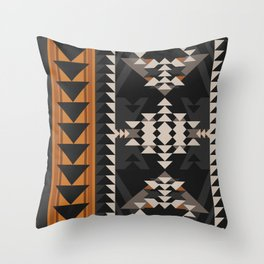 Smokey Joe Throw Pillow