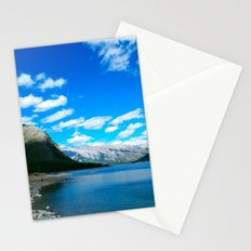 Lake Minnewanka Stationery Cards