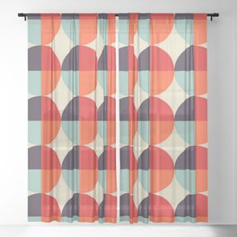 CASSIS Sheer Curtain