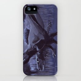 Hunting Party iPhone Case