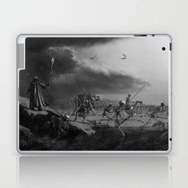 March of the Necromancer Laptop & iPad Skin