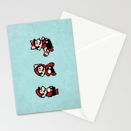 Super Mario Bros 3 Stationery Cards