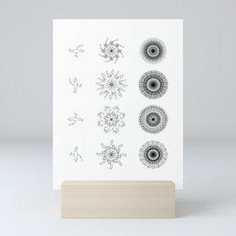 Spinning Magus Mini Art Print