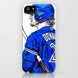 Donaldson iPhone Case