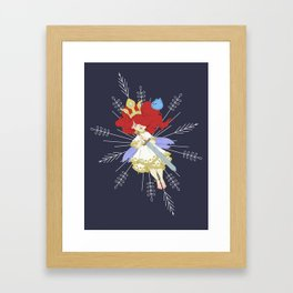 Speltöser - Aurora - Child of Light Framed Art Print