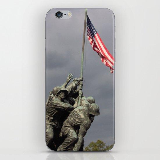 Honor and Brotherhood iPhone & iPod Skin